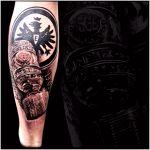 9 Eintracht Frankfurt Tattoo Vorlagen