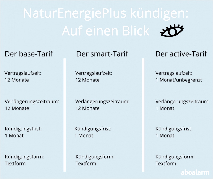 "NaturEnergiePlus kündigen So kündigst du den ""fairsten"