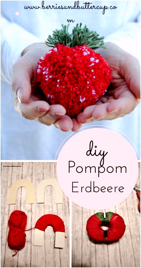 List of Pinterest erdbeeren basteln pictures & Pinterest erdbeeren