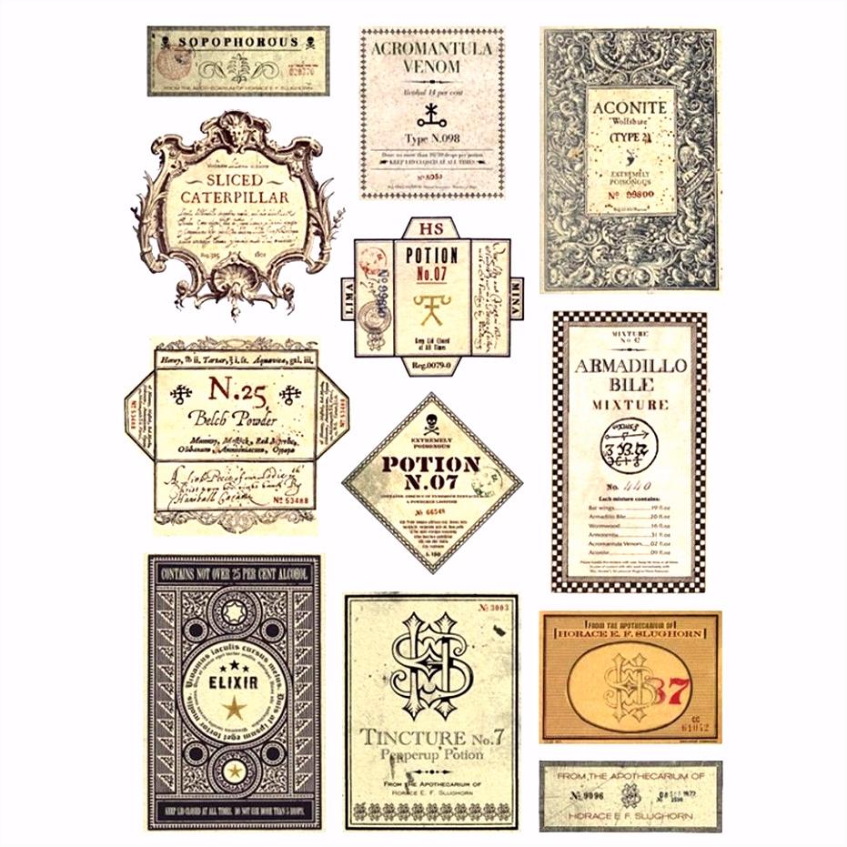 Etiketten Vorlagen Nostalgisch Einzigartig Etiketten Vorlagen