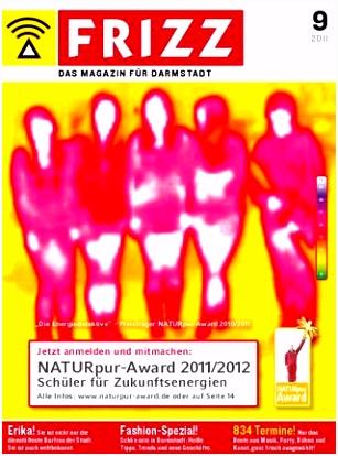 FRIZZ Das Magazin für Darmstadt 9 2011 by FRIZZ Media