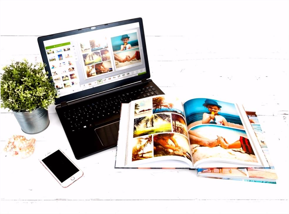 Fotobuch in unter einer Stunde erstellen ⋆ Mach was Schönes