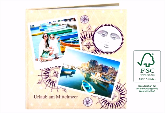 Fotobuch Premium Digitaldruck