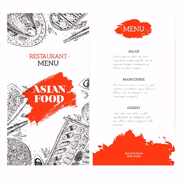 Top 60 Asian Restaurant Clip Art Vector Graphics and Illustrations
