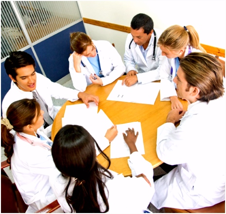 Sicheres Krankenhaus Verwaltung Organisation und