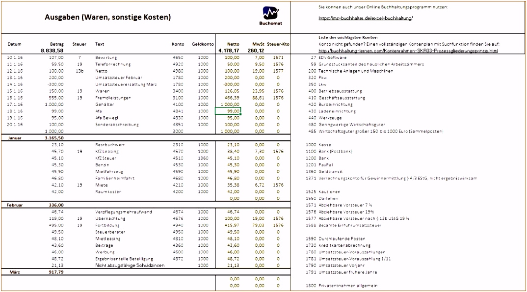 Bilanz Erstellen Vorlage Bilanz Muster Excel Machen 16 Vorlage