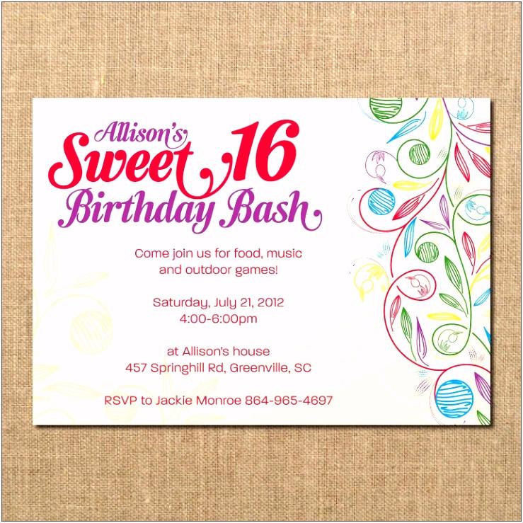 Einladungskarten Basteln Geburtstag Konzepte Hochzeits Einladungen