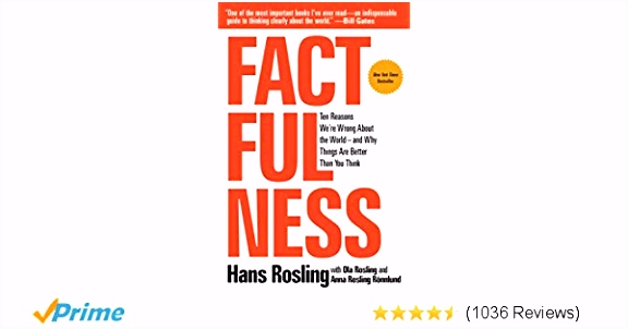 Factfulness Ten Reasons We re Wrong About the World and Why Things