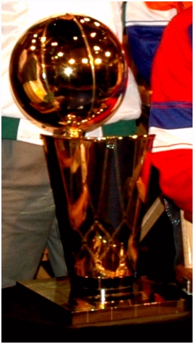 Larry O Brien Championship Trophy