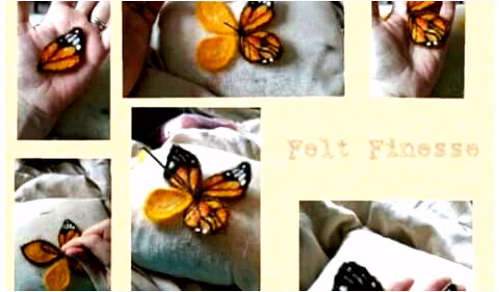 14 Vorlage Schmetterling Basteln