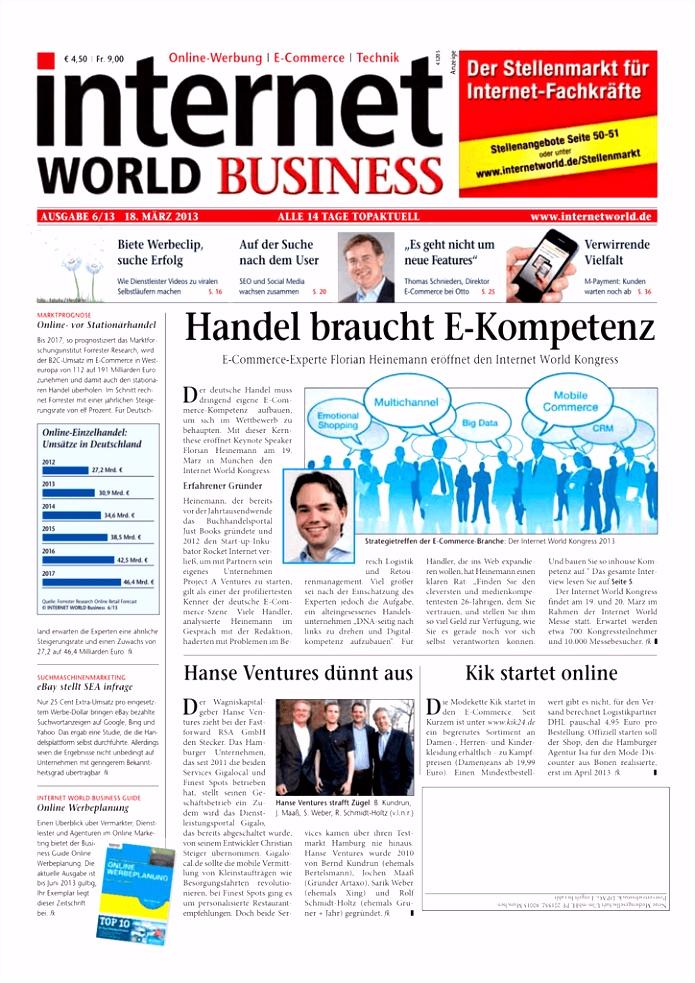 2016 Internet World Business