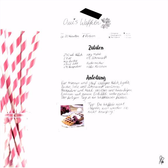 Rezepte 6 Rezeptkarten Printable A5 ein Designerstück von