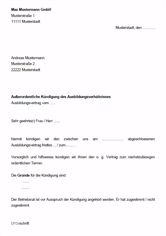 Kundigung Arbeitnehmer Vorlage 12 Fristlose Kündigung Arbeitnehmer Vorlage L2da50bgf6 Xurs52euj4
