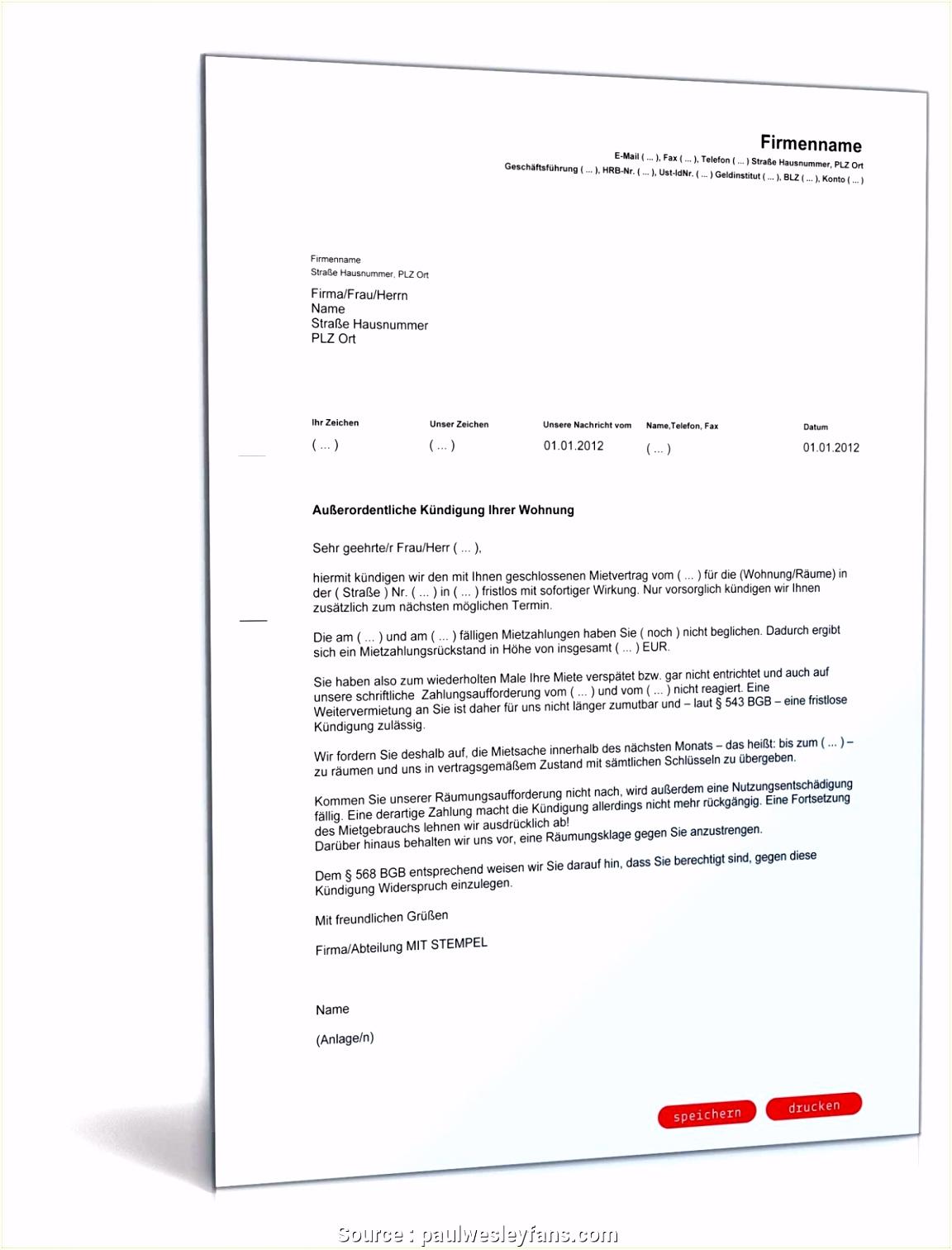 Ausgezeichnet Vorlage Kündigung Versicherung Wegen Verkauf