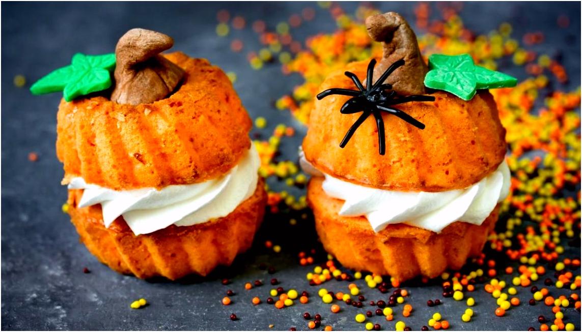 Süße Halloween Rezepte