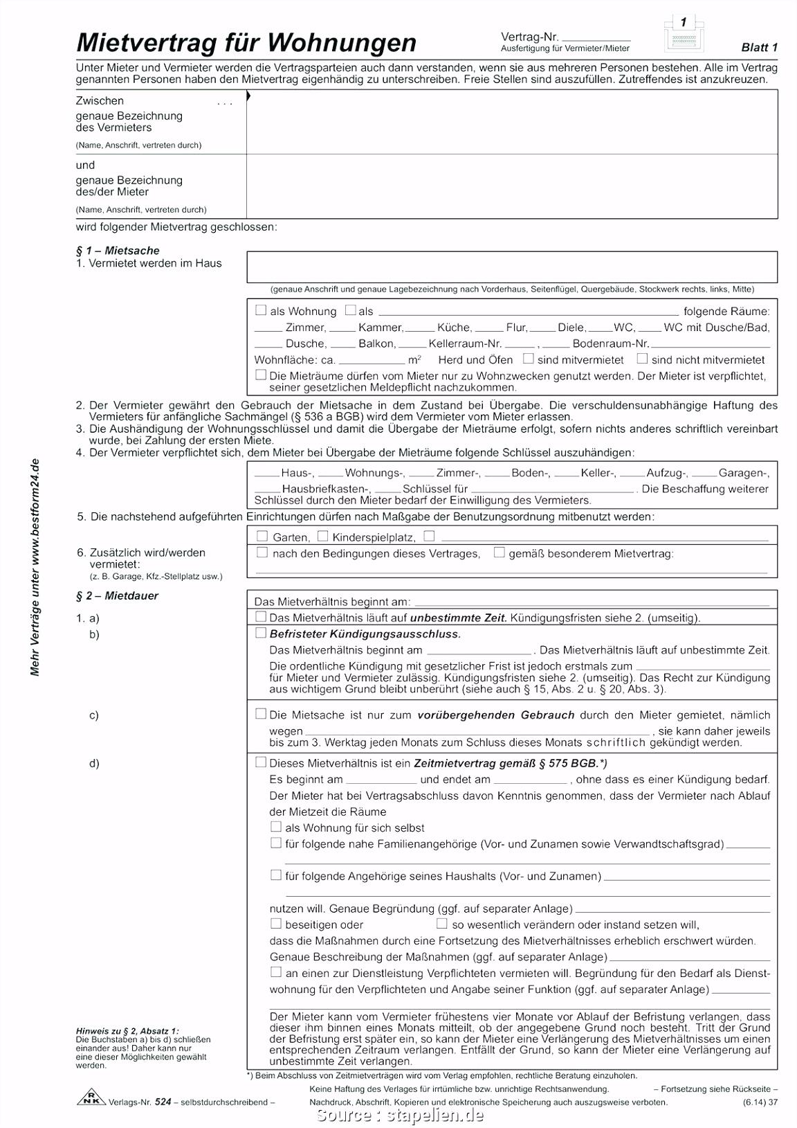 Ausgezeichnet Mietvertrag Kündigung Muster Ergenekonteror