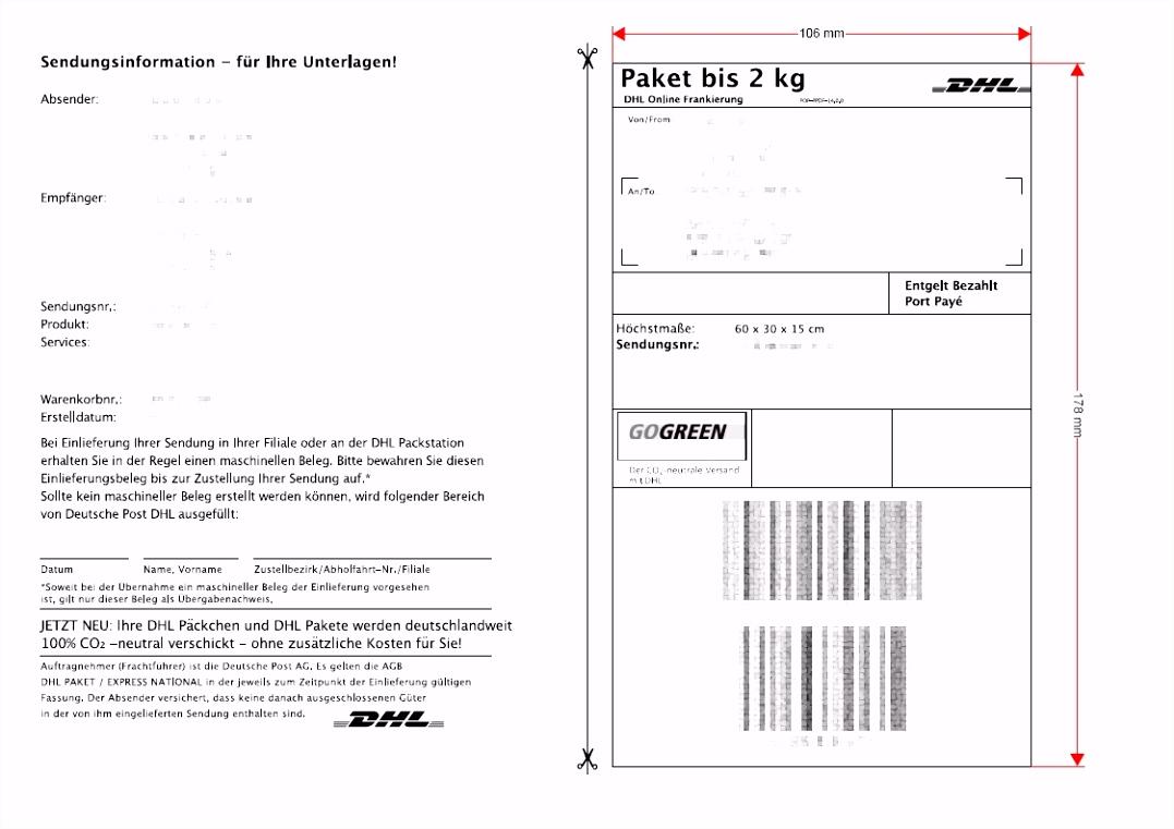 Paketetiketten Vorlage Einzigartig Groartig Paket Aufkleber für