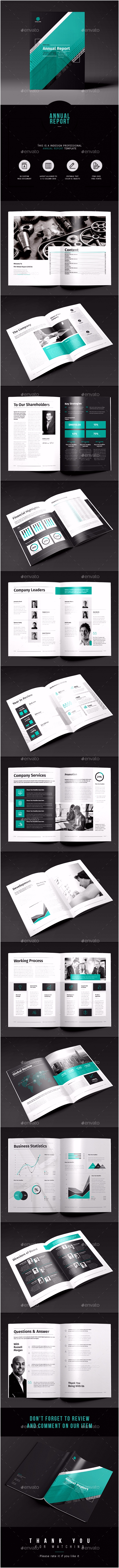 Pin by DesignsHub on Annual Report Template
