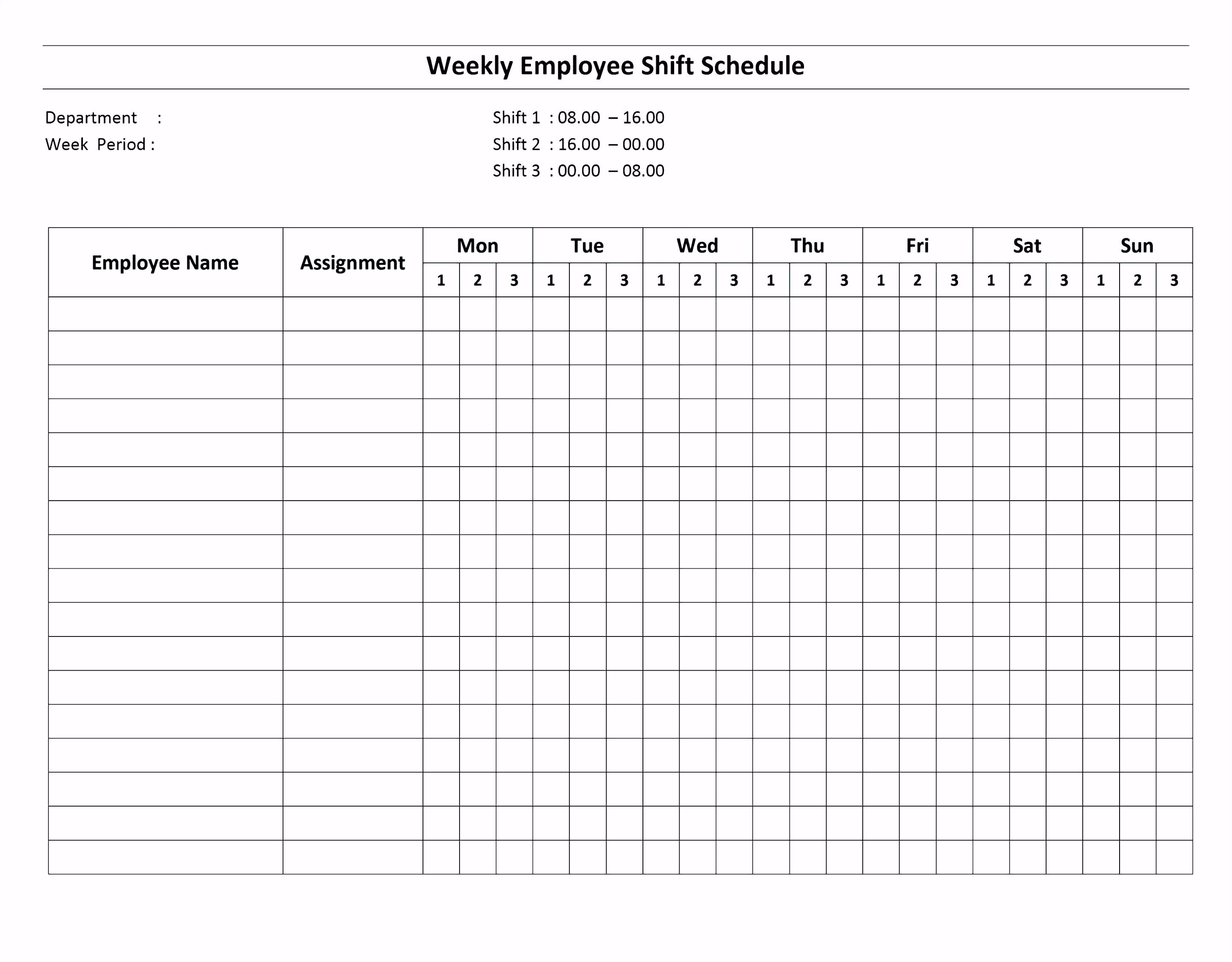 Reinigungsplan Excel