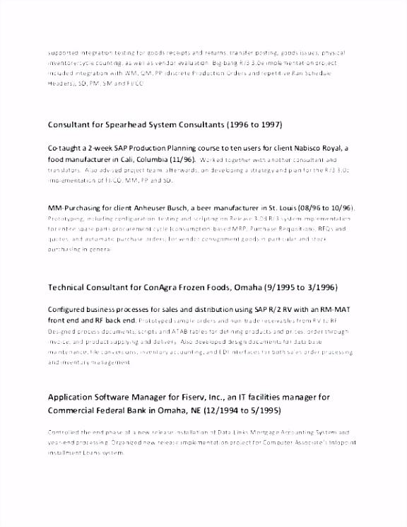 sample business portfolio template