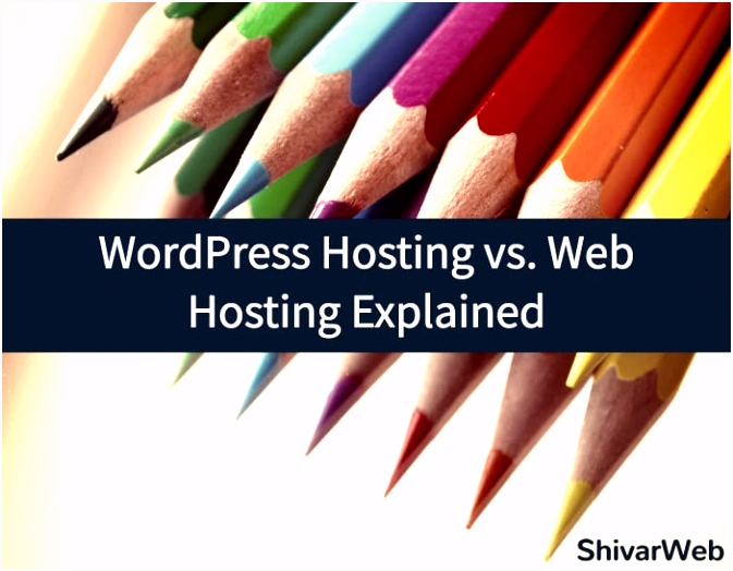 WordPress Hosting Plans vs Web Hosting Plans Explained