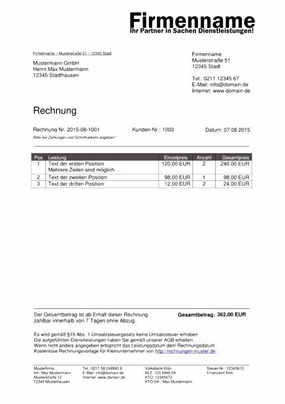 Stundennachweis Vorlage Freiberufler 15 Rechnungsformular Vorlage N1to11vsa5 Gmequhpkmu