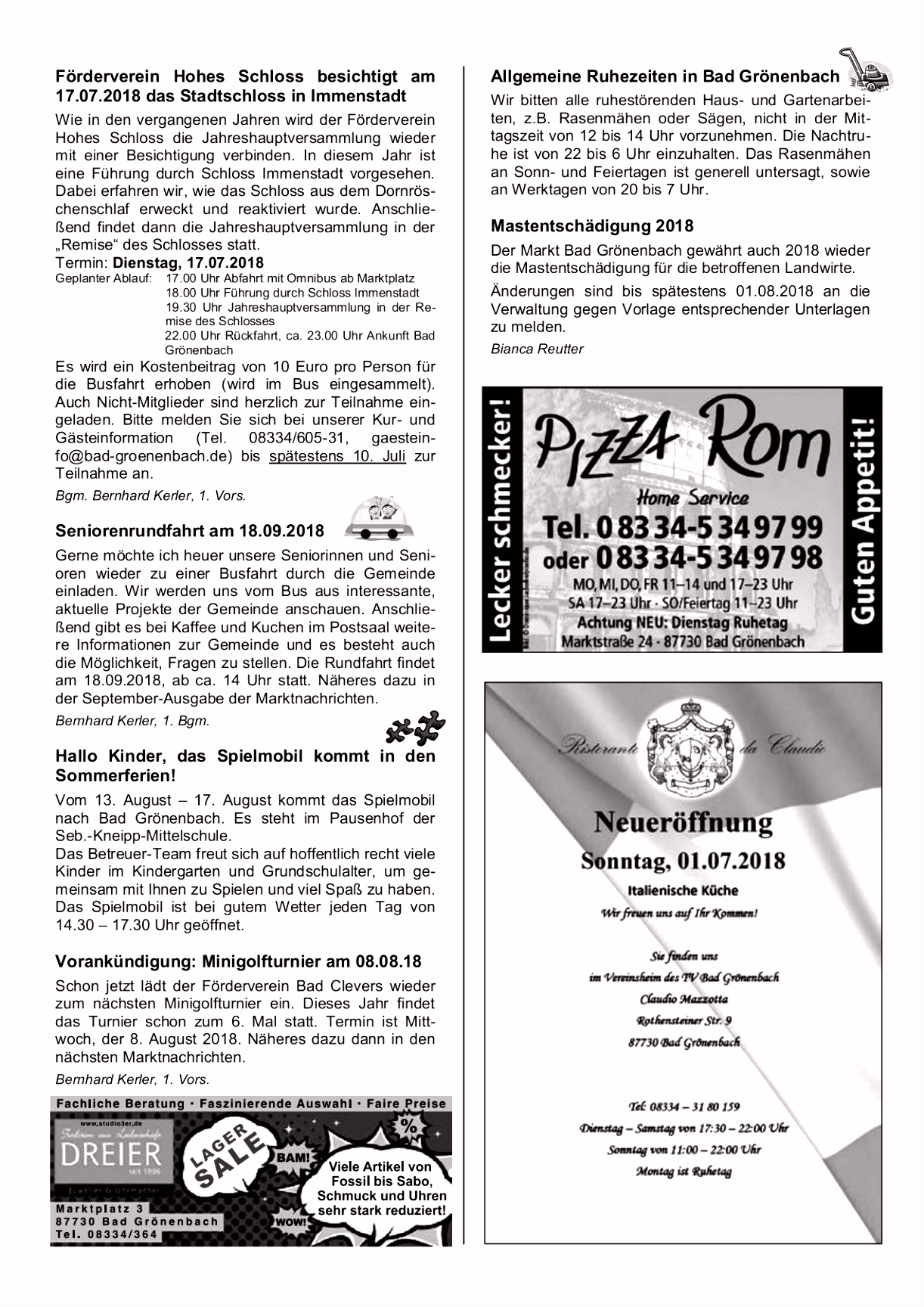MB Grönenbach 07 2018 Pages 1 24 Text Version