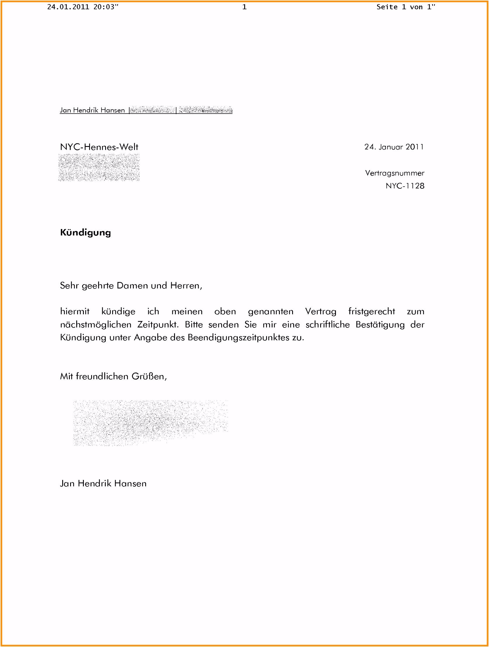 Telekom Vertrag Kundigen Vorlage Pdf 15 Kündigungsschreiben Fitnessstudio Muster G6lo66nfr3 H6gs52dml5