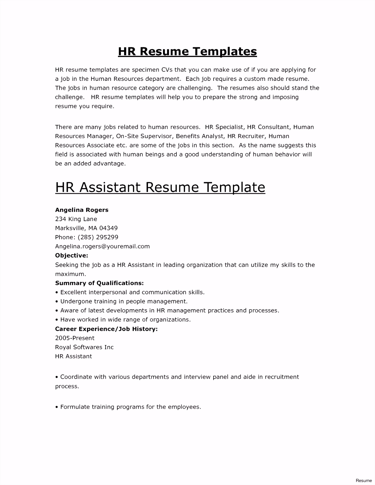 100 Resume Template For Word 2013 Construction Superintendent