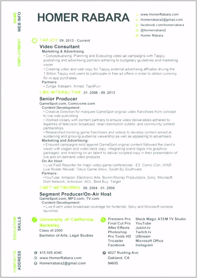 Copy And Paste Templates Resume Template Radio Writer Sample