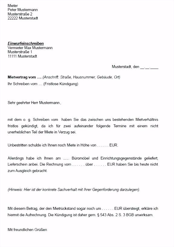 vorlage kundigung mietvertrag – galvestontroop123
