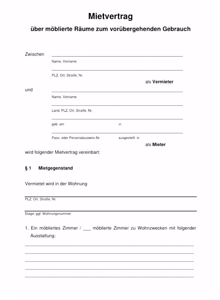 Vertragskündigung Vorlage Luxury Schön 30 Schriftliche Kündigung
