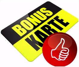 Bestempelbare Bonuskarten günstig drucken lassen bei TipTopDruck