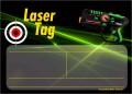 9 Vorlage Einladung Lasertag