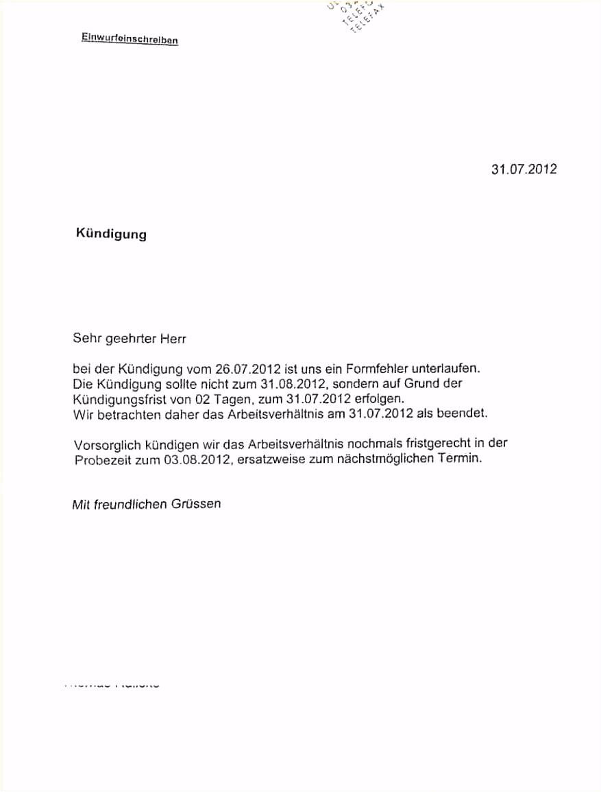 15 Kundigung Handyvertrag Vodafone Vorlage