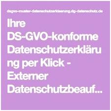 """10 schöne Bilder zu """"DSGVO"""""""