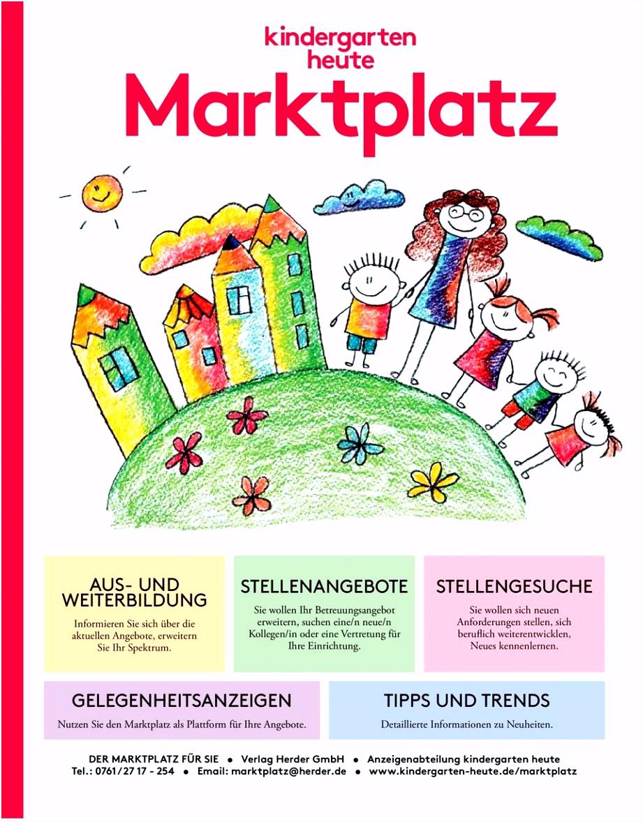 Vorlage Speiseplan Kindergarten Kindergarten Heute Marktplatz Stellenangebote Pdf Y1az98ztw4 A6te0hglg6