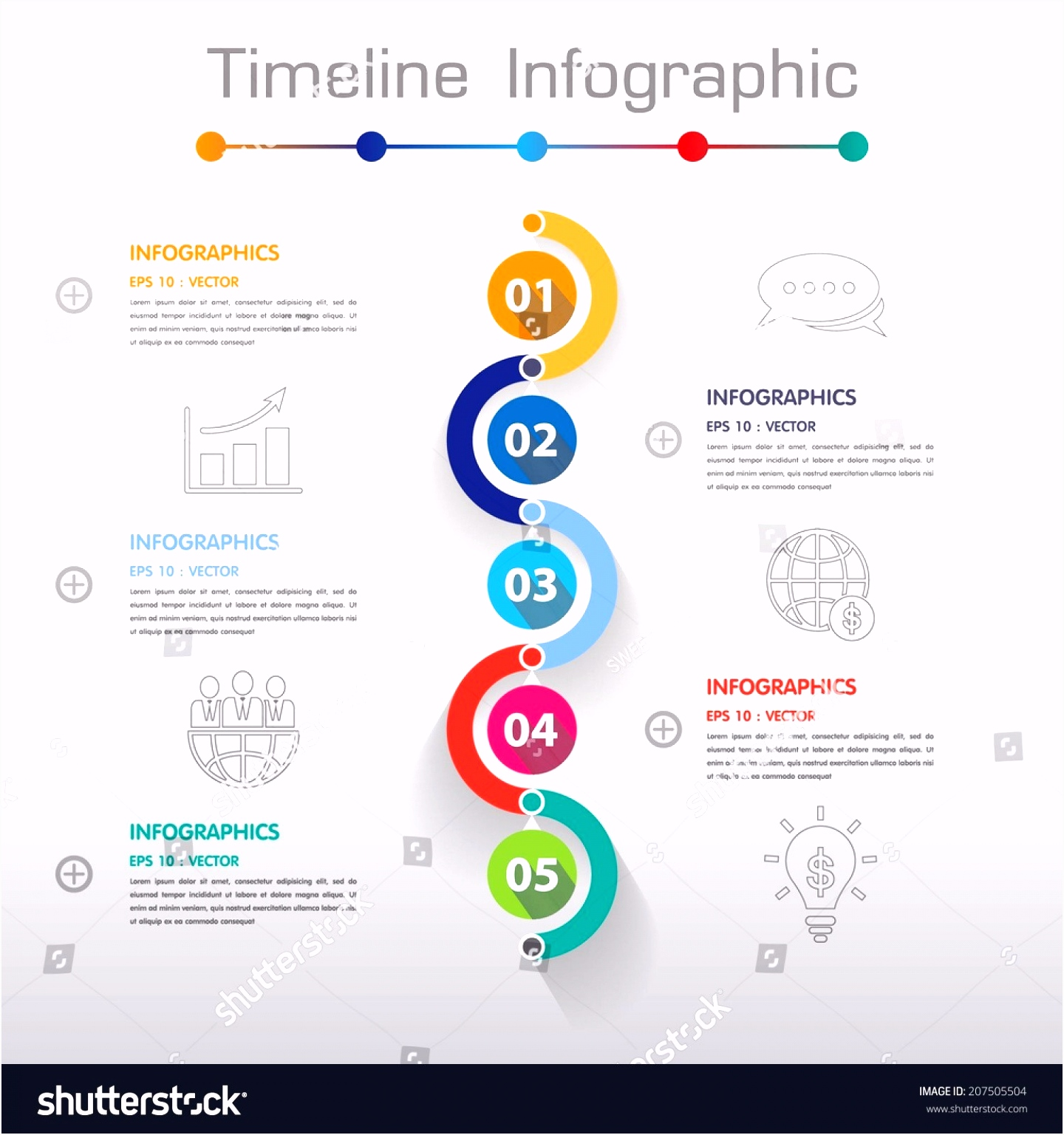 Youtube Ad Infographic – Best Template Powerpoint 2014 Powerpoint