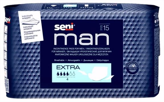 Seni Man Extra schwache Blase bei Männer