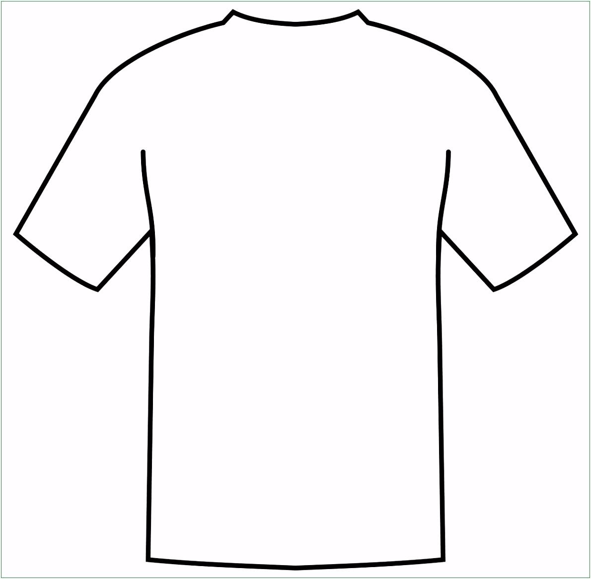 Bemerkenswert Tshirt Vorlage Im Jahr 2019