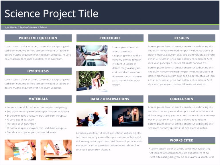 Free Poster Templates & Examples [15 Free Templates]