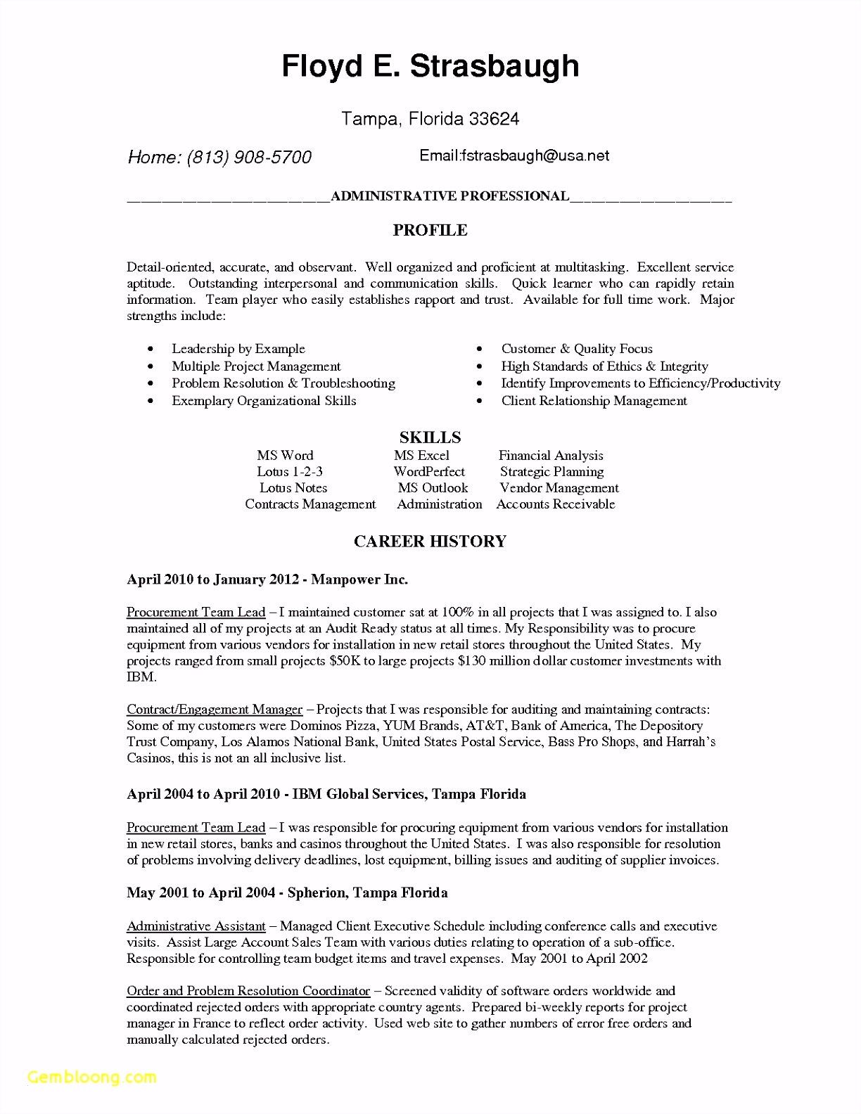 New Resume Templates Professional Resume format In Word Luxury Cv