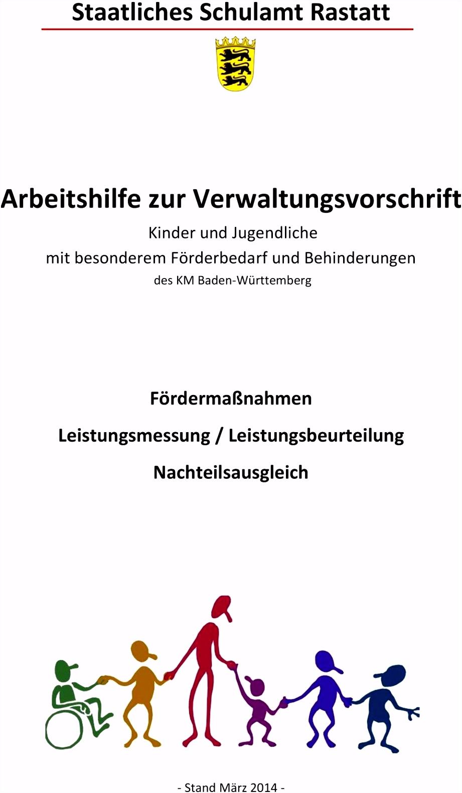 Arbeitshilfe zur Verwaltungsvorschrift PDF