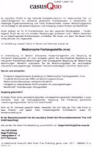 Gallery of 15 ausbildung bewerbungsschreiben zahnmedizinische