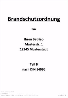 Brandschutzordnungen ⭐ MBS FIRE ⭐ Der Brandschutz lineshop
