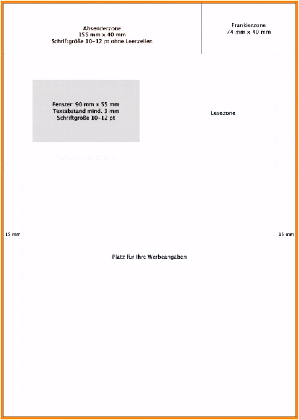 10 briefumschlag mit fenster beschriften word