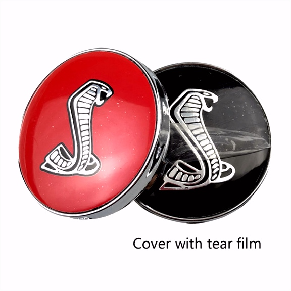 Custom PU Leather Carbon Fiber Steering Wheel Stitch Cover For
