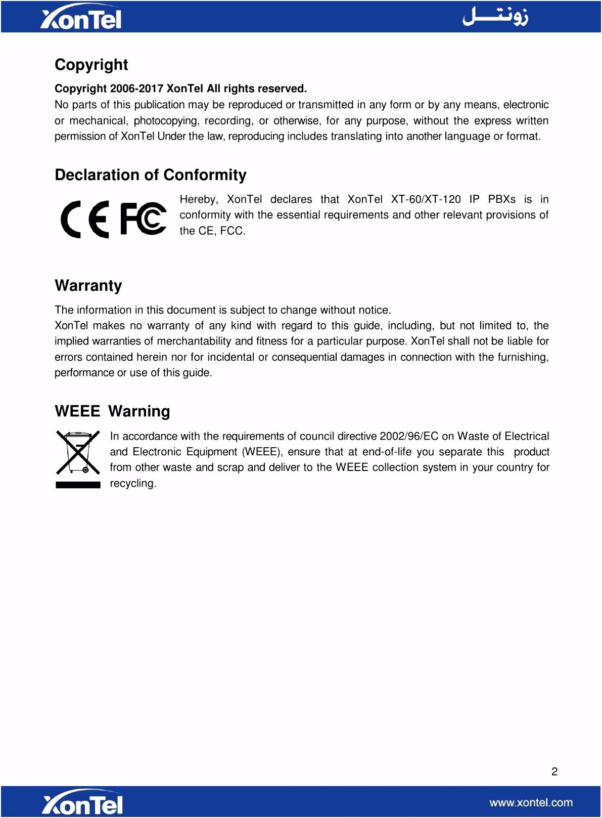 Xontel Xt 60 And 120 Pbxs User Manual & Xon Tel