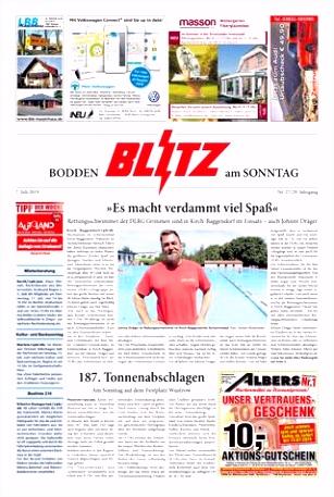 vom 07 07 2019 by Blitzverlag issuu