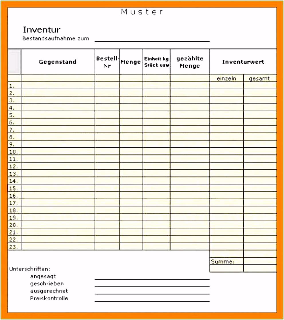 Inventarliste Vorlage Einzahl 15 Inventarliste Vorlage Vorlagen Ideen